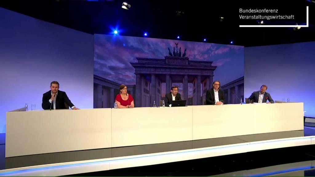 Bundeskonferenz Livestream 22.06.2021